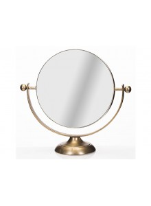 The Grange Collection Laura Mirror on Stand