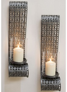 The Grange Collection Wall Sconce - Set of 2