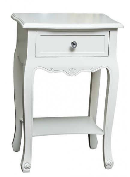 The Grange Interiors Aoife 1-Drawer Locker - 48x35x70cm