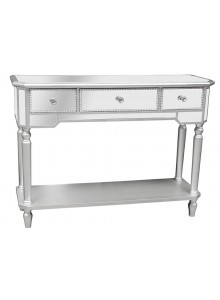 The Grange Collection Alex Console Table - 100x35x80