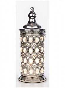 The Grange Collection Moroccan Table Lamp