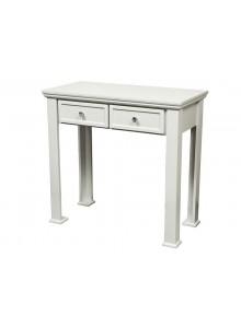The Grange Interiors Lauren 2-Drawer Console Table - 80x40x76cm