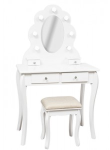 The Grange Collection Hollywood Lacey Dressing Table