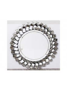 The Grange Collection Curved Mirror - 90x90