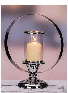 The Grange Collection Lucia Loop Candleholder