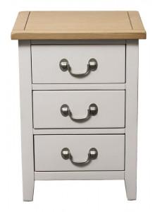 The Grange Collection Kenmare 3-Drawer Locker - 42x35x58