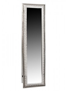 The Grange Collection Silver Metal Mirror 170x48