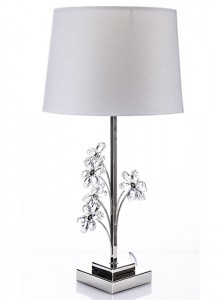 The Grange Collection Flower Lamp