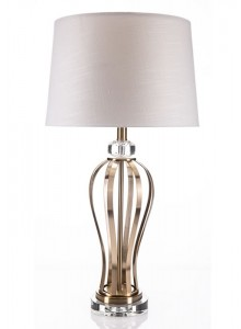 The Grange Collection Champagne Lamp
