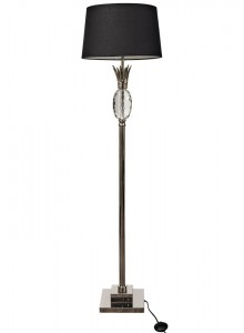 The Grange Collection 67-inch Nickle Room Lamp