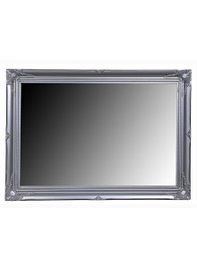 The Grange Interiors Mirror 60 x 90 Silver