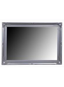 The Grange Interiors Mirror 60 x 90 Silver