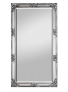 The Grange Collection Antique Silver Mirror - 80x170