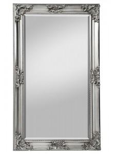 The Grange Collection Antique Silver Mirror - 80x110