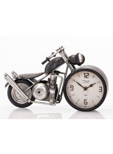 The Grange Collection Motorbike Table Clock - 32x10.2x18cm