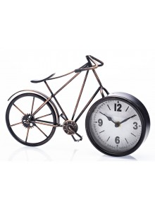 The Grange Collection Bicycle Table Clock - 32x8x21cm