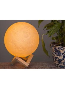 The Grange Collection 3D Moon Lamp