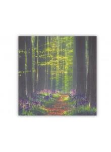 The Grange Collection Tree Canvas 60x60cm