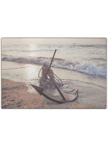 The Grange Collection Ocean Canvas 60x90cm