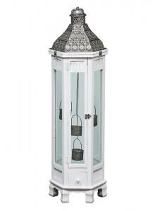 "The Grange Collection Lantern White 40"""