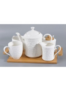 The Grange Collection Adele 5 Piece Tea Set