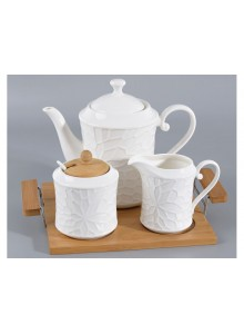 The Grange Collection Adele 3 Piece Tea Set