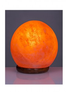 Himalayan Sphere Salt Lamp