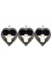 The Grange Collection Metal Candle Holder - 78x33