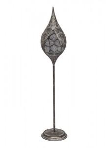 The Grange Collection Metal Lantern - 19x77