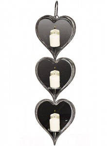 The Grange Collection Metal Candle Holder - 28x100