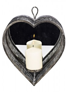 The Grange Collection Metal Candle Holder - 52x57