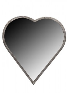 The Grange Collection Metal Mirror - 67x74