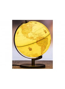 The Grange Collection Antique Globe Lamp 24x23x30cm
