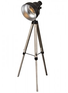 The Grange Collection Triangle Floor Lamp - 62x147