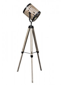 The Grange Collection Triangle Floor Lamp - 65x155