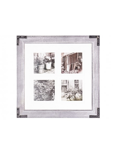 The Grange Collection Distressed 4x5x5 Frame