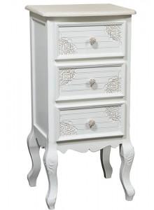 The Grange Collection Tia 3-Drawer Locker