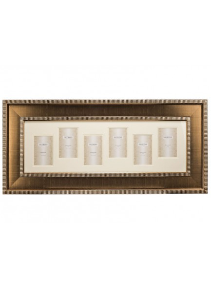 The Grange Collection Brown Frame 6 x 4x6