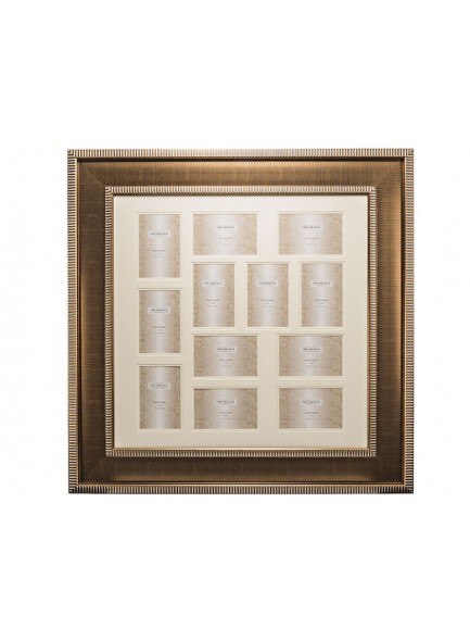 The Grange Collection Brown Frame 12 x 4x6