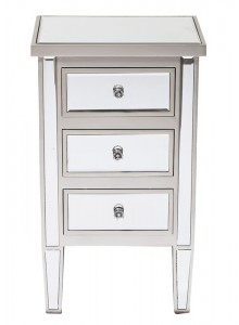 The Grange Collection Faro 3-Drawer Locker - 40 x 30 x 68