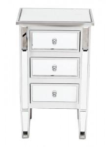 The Grange Collection Faro 3-Drawer Locker - 40 x 30 x 68
