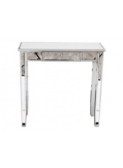 The Grange Collection Faro Console Table - 80 x 30 x 80