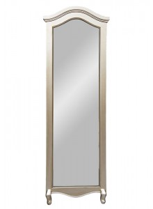 The Grange Collection Champagne Cheval Mirror