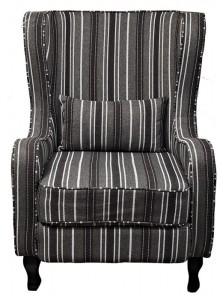 The Grange Collection Arm Chair - 77 x 91 x 102