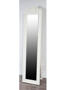Chateaux Mirror 44 X 180 White